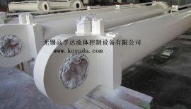 无锡工程双耳环重型液压油缸(可非标定制)