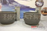 专业定制直径1.2米陶瓷泡澡缸 温泉洗浴大缸