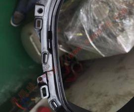 汽车仪表指示牌塑料紧固件焊接机