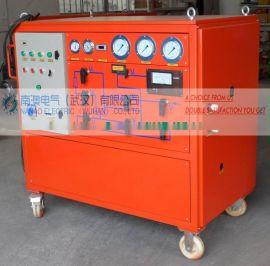 南澳电气NALH移动式SF6气体回收充气试验装置