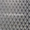 8.0mm钢板拉伸网 防护菱形网 重型脚踏网