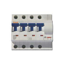 电能表外置断路器80A 4P 小型自动重合闸断路器厂家直销