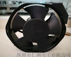 RG电容式散热风扇/172*150*51大功率、高转数交流风扇/鼠笼式轴流风扇