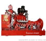 【三業科技】柴油機消防泵廠家直銷,具有CCCF證書