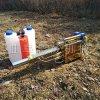 新款烟雾水雾两用机汽油高压农用喷雾器