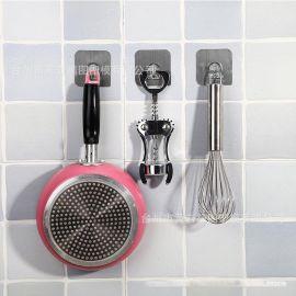 强力挂钩多功能强力粘钩厨房浴室墙上无痕粘贴挂钩