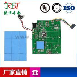 LED垫片导热硅胶片 软胶片CPU散热片 高导热硅胶片现货厂家直销