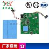 LED墊片導熱矽膠片 軟膠片CPU散熱片 高導熱矽膠片現貨廠家直銷