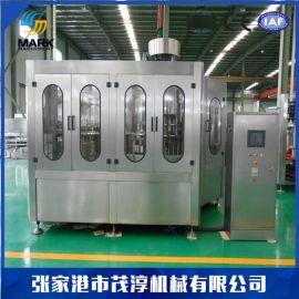 【厂家直销】矿泉水三合一灌装机 纯净水生产线 小瓶水灌装设备