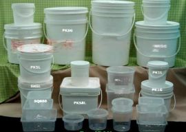 5L 15L油漆 10L  20L涂料塑料桶模具