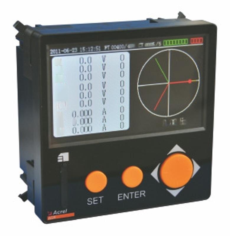 安科瑞ACR350EGH系列電力質量分析儀