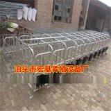 猪用限位栏尺寸 母猪定位栏厂家批发泊头宏基