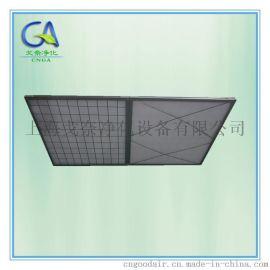 G4初效AHC新风机流层板式过滤器