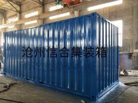 20英尺集装箱 标准箱 集装箱定制 /尺寸/厂家