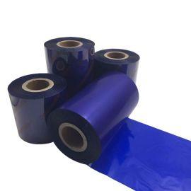 凯乐弗CB1碳带 蓝色100mm*300m进口热转印色带