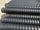 低价克拉管厂家 电熔HDPE缠绕结构壁管
