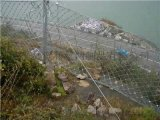 邊坡網廠家-內蒙呼倫貝爾-鋼絲繩邊坡防護網