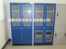 实验室器皿柜 铝木器皿柜 成都药品柜酸碱柜