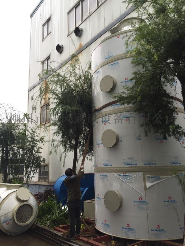 工廠粉塵廢氣淨化處理設備及工程