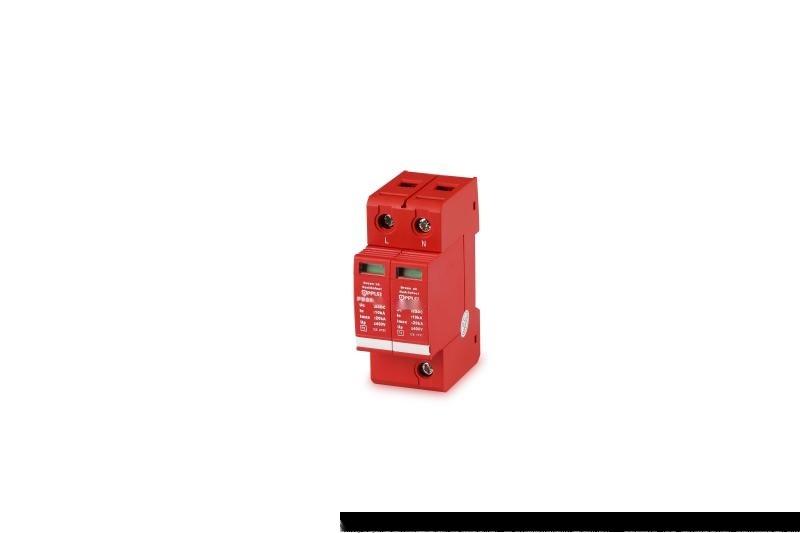 欧谱雷防雷器 SPD限压型 C级浪涌保护器