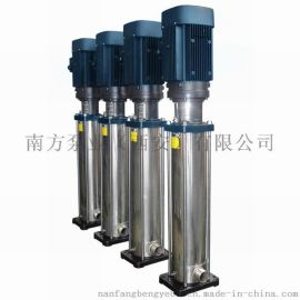 伊犁生活供水泵,工业增压泵,不锈钢多级泵