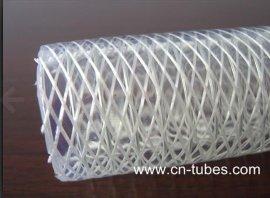 供应PVC钢丝纤维复合管 耐高压塑料管 PVC透明塑料管