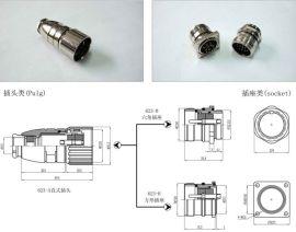 编码器插头623系列/m23/m40系列
