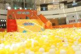北京廠家商場幼兒園百萬海洋球充氣池,滑梯海洋球池