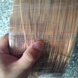 庫存現貨0.05mm鈹銅線 超細鈹銅絲 導電鈹銅
