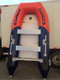 300SB塑钢地板系列充气钓鱼船冲锋舟皮划艇