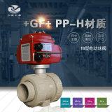 +GF+ 546型pph油令式电动球阀 工业阀门