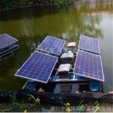 浙江中澜厂家直销SLA-ZL系列太阳能解层曝气机