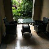 花園小區樓道間休閒戶外座椅