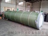 安徽合肥地埋式預製泵站廠家質量好一體化預製泵站