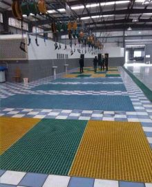 操作平台格栅板 玻璃钢植草格栅 纤维格栅尺寸