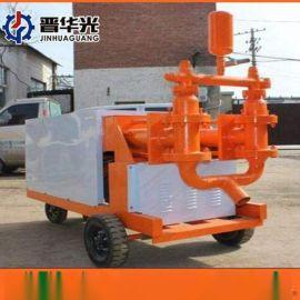 北京房山区建筑工地螺杆灌浆机隧道水泥浆注浆泵配件