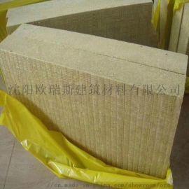 外墙A级防火保暖材料岩棉板