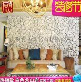 浙江白色文化石火山巖電視背景牆磚仿古磚