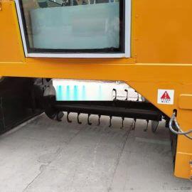 高产能履带翻堆机 养殖场专用发酵设备 整套有机肥发酵设备