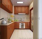 沃尔芬整体厨房适合各种装修风格,百搭 放心