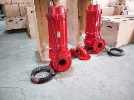 WQR排污热水泵,高温排污泵,大流量热水潜水泵