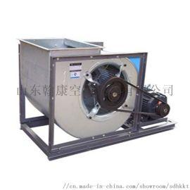 KDP皮带传动式风机箱  镀锌板皮带传动式风机箱