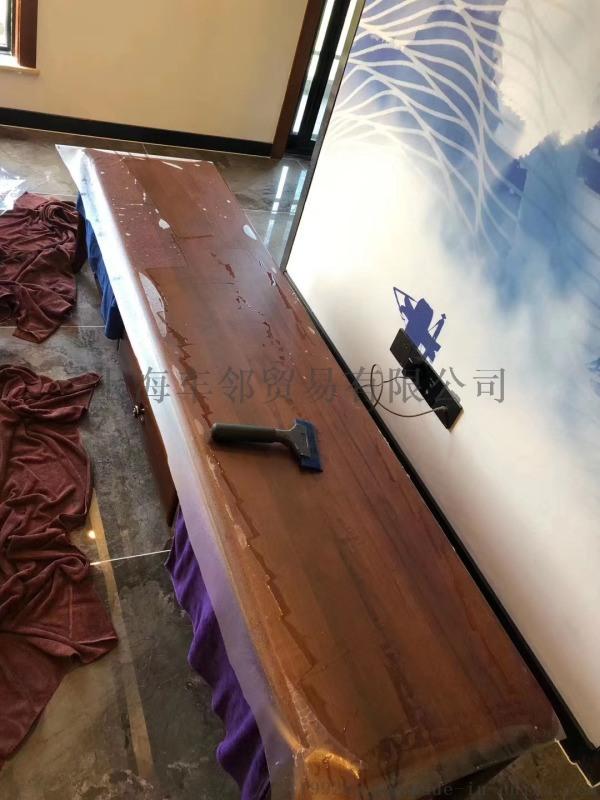 水晶傢俱透明保護膜防燙防刮傢俱啞光保護膜