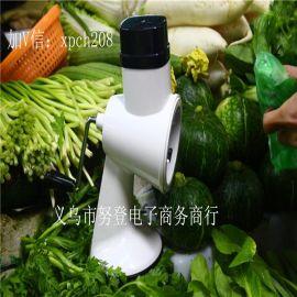 厨房多功能切菜神器007手摇式切菜器切土豆丝切黄瓜片家用切菜机