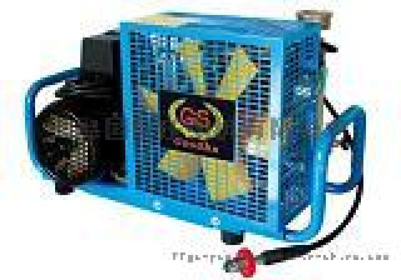 小型消防呼吸器充气泵