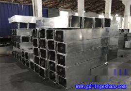 上海异形铝板 包梁铝板定制 造型铝单板生产商