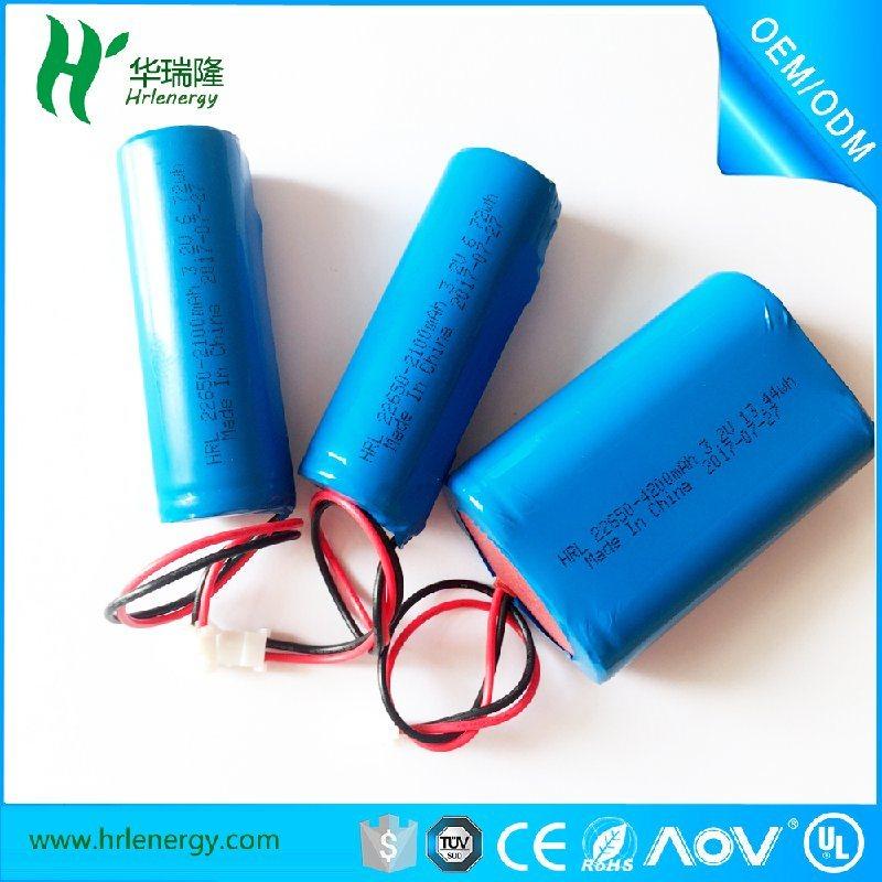 22650-2100mah  磷酸铁 电池厂家
