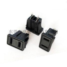 DB-F-M2中式两插国标插座国标三插座