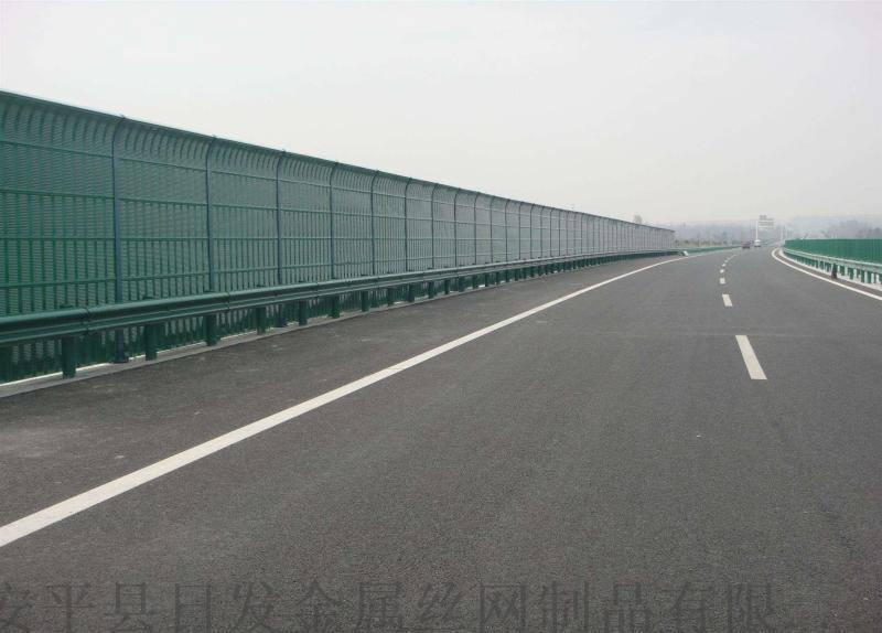高速声屏障 铁路隔音板 声屏障围栏