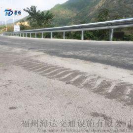 高速公路波形护栏 镀锌波形护栏